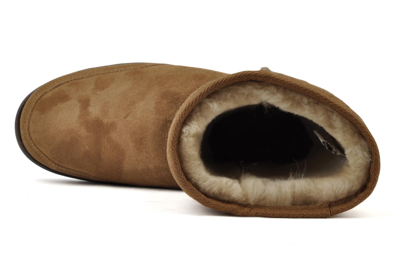 Bottines et boots UGG Ultra Short W Marron vue gauche
