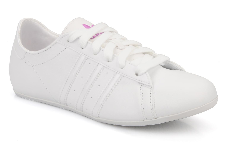 Adidas Originals Campus Dp Round Round Dp W Sneakers 1 Hvid hos Sarenza  94470 f76cd8 945a6811521f
