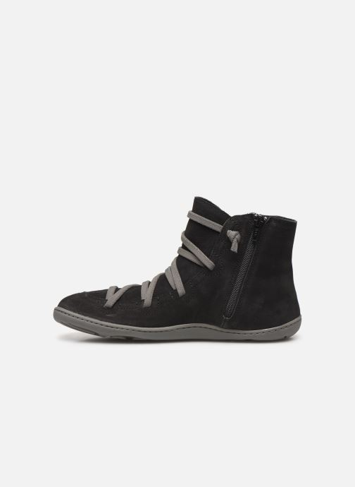 Ankle boots Camper Peu Cami 46104 Black front view