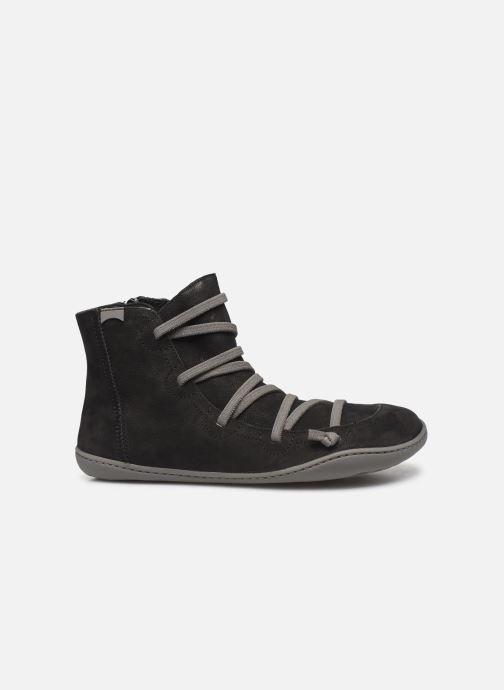 Ankle boots Camper Peu Cami 46104 Black back view