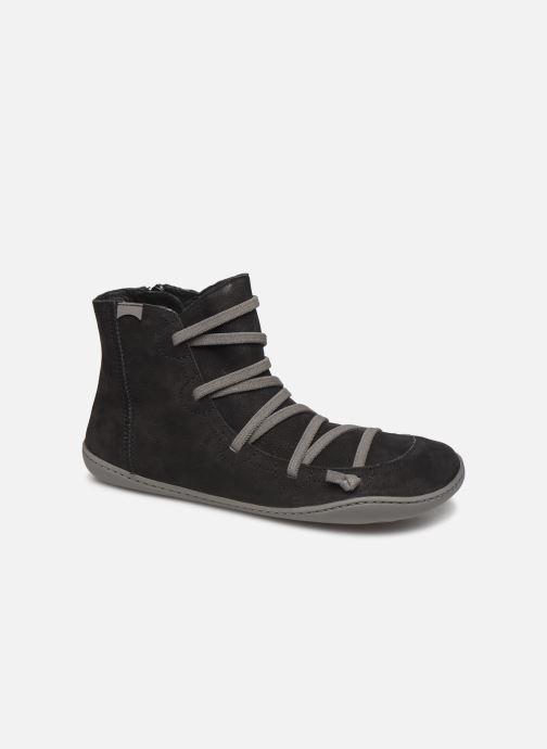 Ankelstøvler Camper Peu Cami 46104 Sort detaljeret billede af skoene