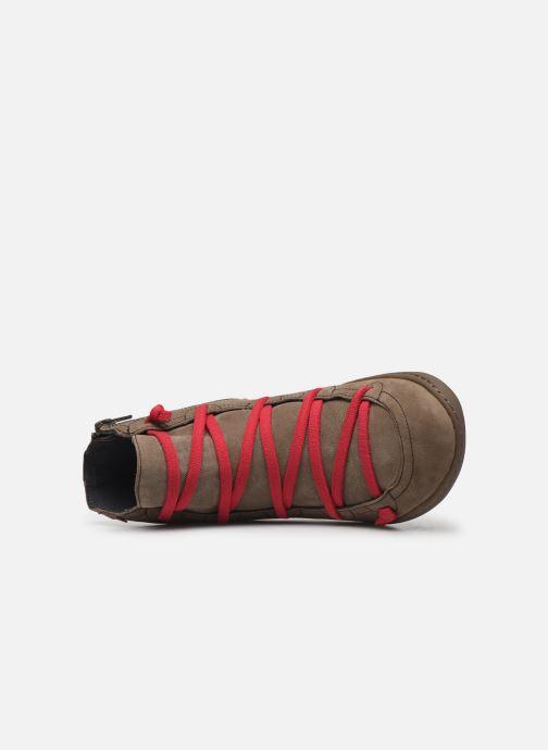 Stiefeletten & Boots Camper Peu Cami 46104 braun ansicht von links