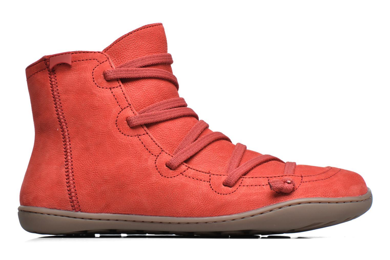 Bottines et boots Camper Peu Cami 46104 Rouge vue derrière