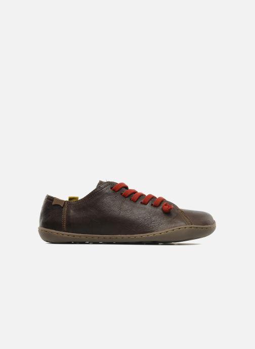 Sneaker Camper Peu Cami 20848 braun ansicht von hinten