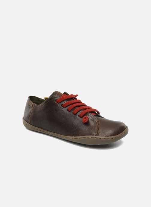 Sneaker Camper Peu Cami 20848 braun detaillierte ansicht/modell