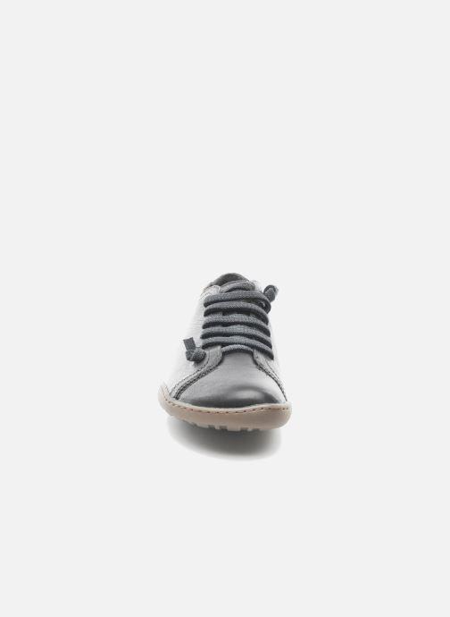 Sneaker Camper Peu Cami 20848 schwarz schuhe getragen