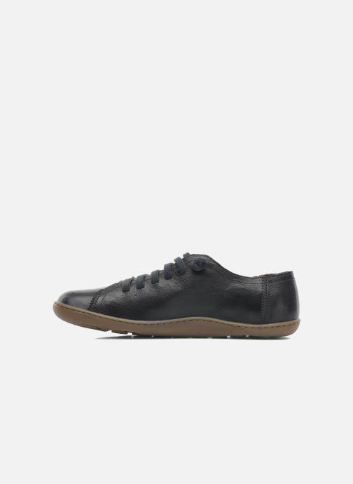 Sneaker Camper Peu Cami 20848 schwarz ansicht von vorne