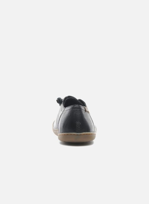 Sneakers Camper Peu Cami 20848 Nero immagine destra