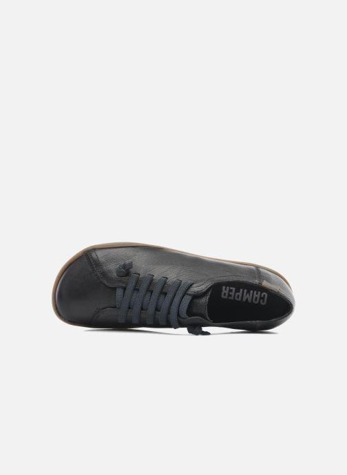 Sneakers Camper Peu Cami 20848 Nero immagine sinistra
