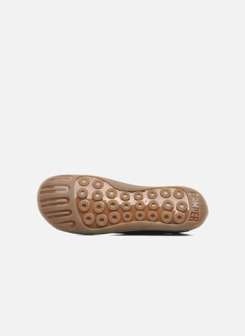 Sneakers Camper Peu Cami 20848 Nero immagine dall'alto
