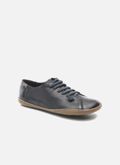 Sneakers Camper Peu Cami 20848 Sort detaljeret billede af skoene