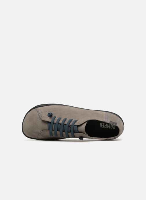 Sneakers Camper Peu Cami 20848 Grigio immagine sinistra
