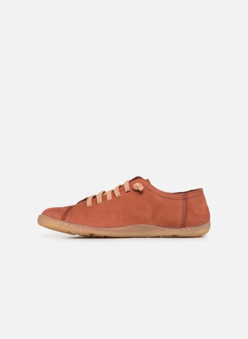 Trainers Camper Peu Cami 20848 Orange front view