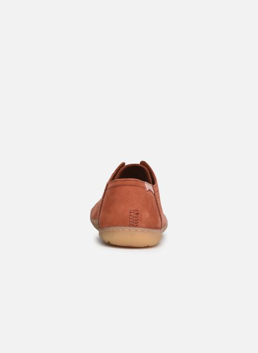 Trainers Camper Peu Cami 20848 Orange view from the right