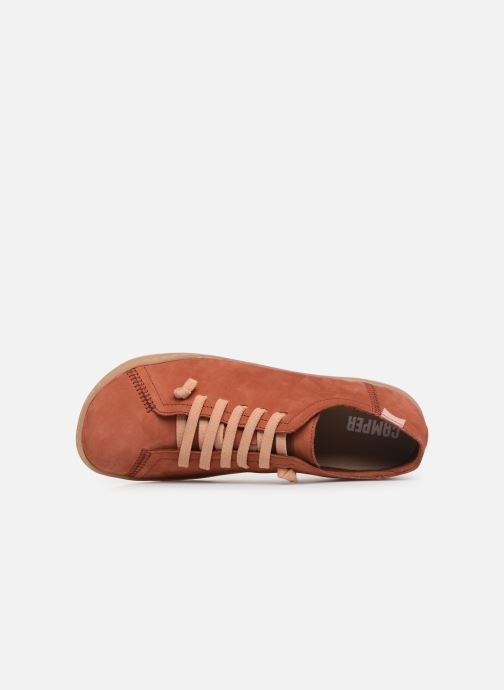 Trainers Camper Peu Cami 20848 Orange view from the left