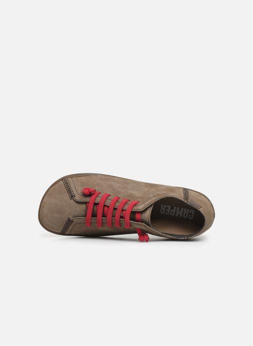 Sneakers Camper Peu Cami 20848 Grå se fra venstre