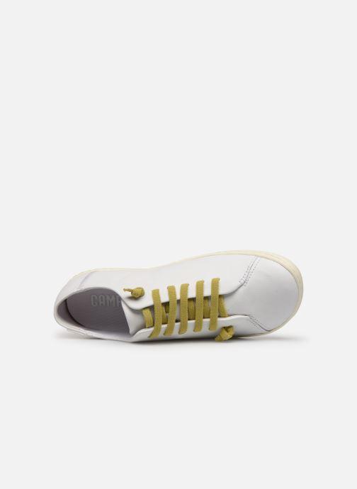 Sneakers Camper Peu Cami 20848 Bianco immagine sinistra