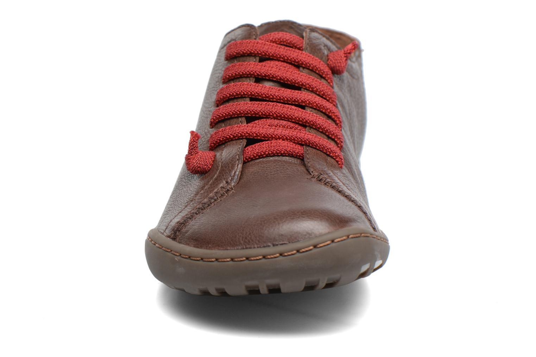 Baskets Camper Peu Cami 20848 Rouge vue portées chaussures
