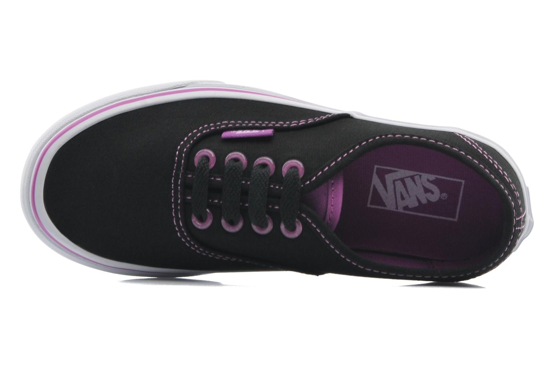 Sneakers Vans Authentic BB Zwart links