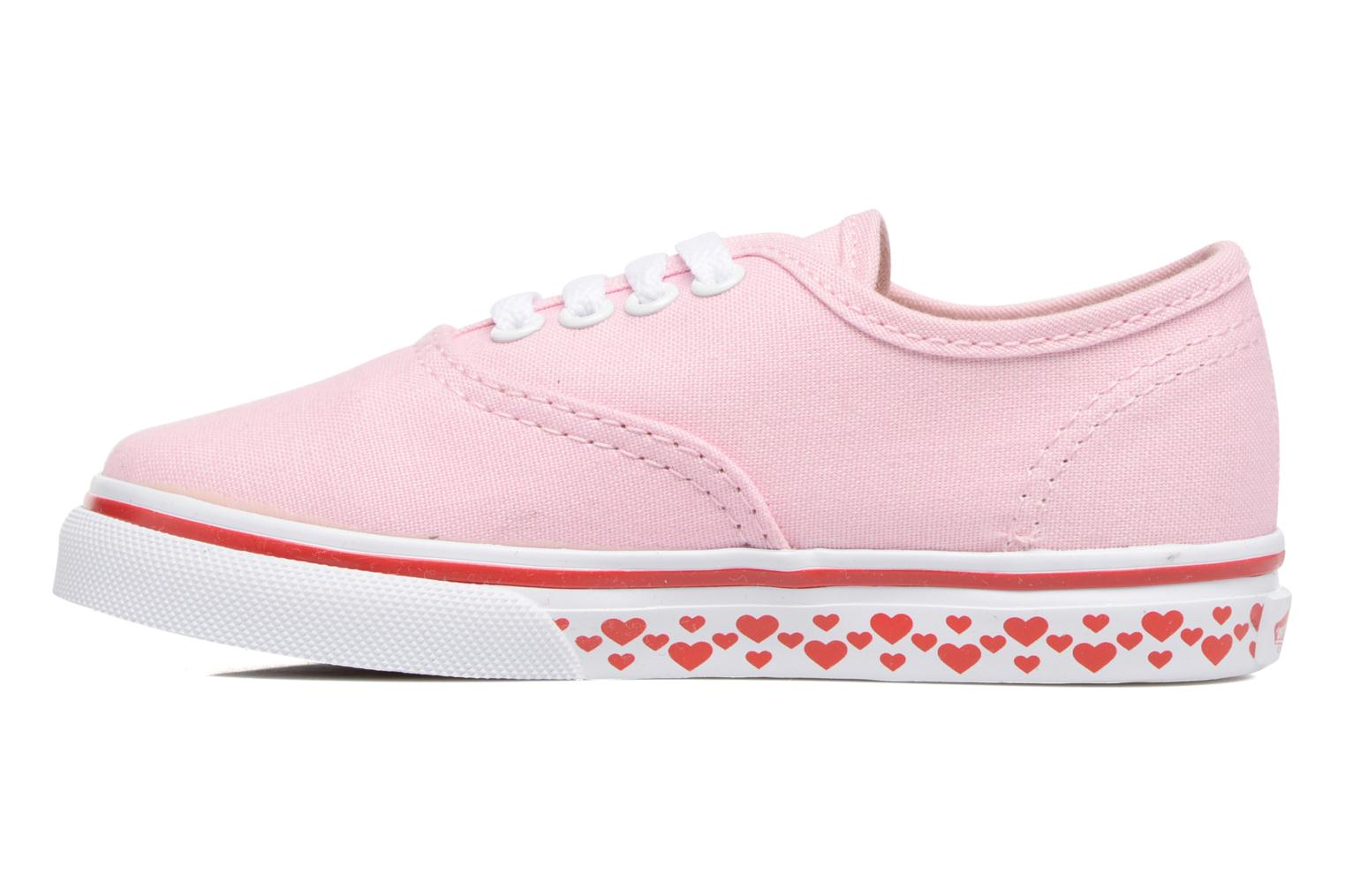 Trainers Vans Authentic BB Pink front view