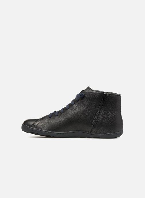 Sneaker Camper Peu Cami 36411 schwarz ansicht von vorne