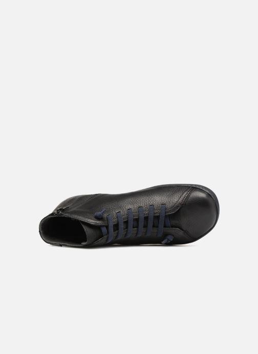 Sneaker Camper Peu Cami 36411 schwarz ansicht von links