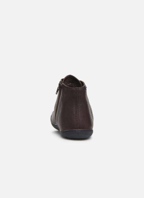 Sneakers Camper Peu Cami 36411 Bruin rechts