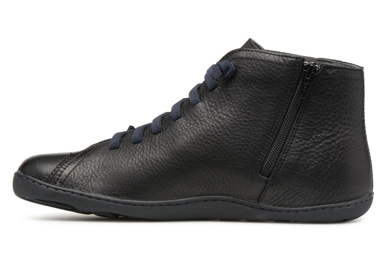 Sneakers Camper Peu Cami 36411 Nero immagine frontale
