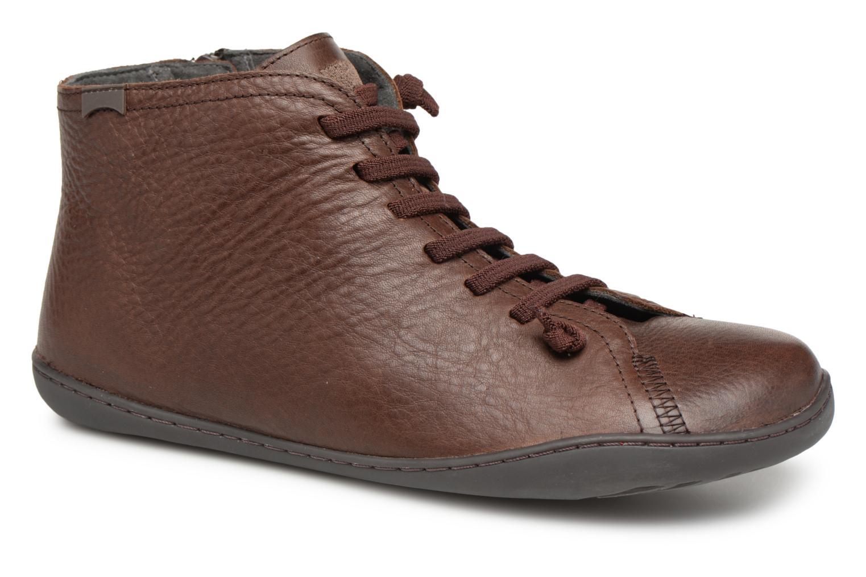 Camper Peu Cami 36411 (Marron) - Baskets en Más cómodo Nouvelles chaussures pour hommes et femmes, remise limitée dans le temps