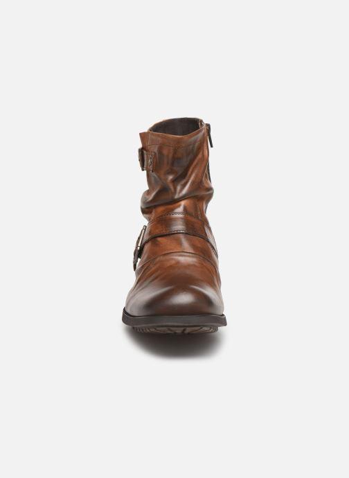 Støvler & gummistøvler Base London Metal Brun se skoene på