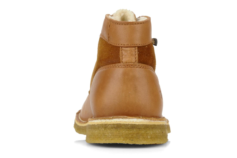 Bottines et boots Kickers Kick legend H Marron vue droite