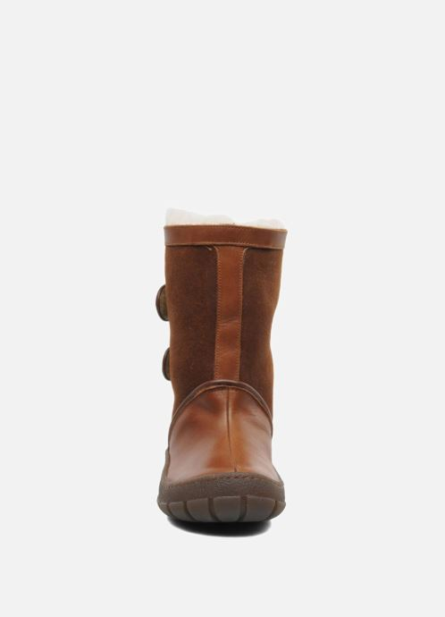 Boots & wellies Pom d Api Piwi Chabraque Brown model view