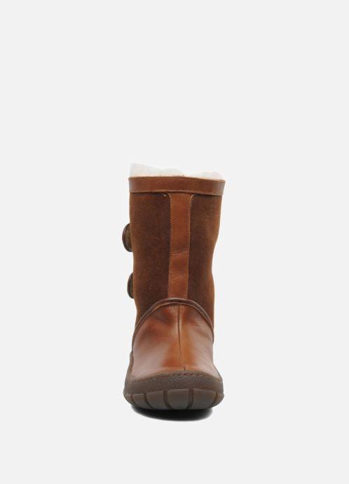 Støvler & gummistøvler Pom d Api Piwi Chabraque Brun se skoene på