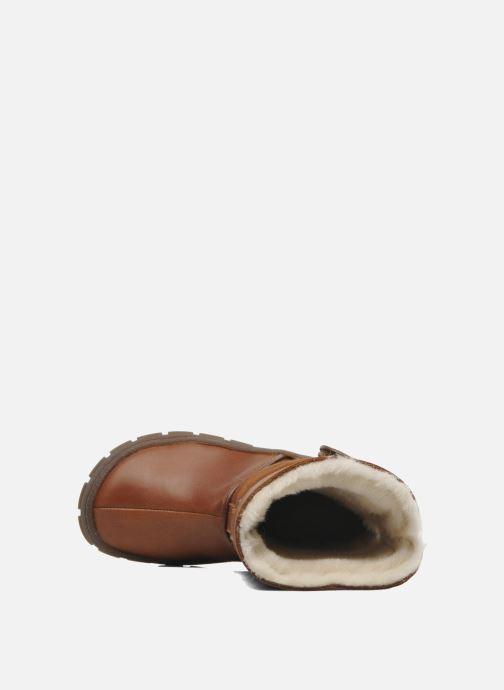 Støvler & gummistøvler Pom d Api Piwi Chabraque Brun se fra venstre
