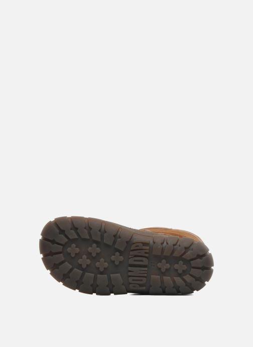 Laarzen Pom d Api Piwi Chabraque Bruin boven