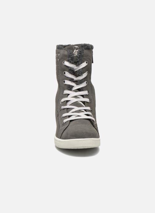 Bottes Primigi Viorika-E Gris vue portées chaussures
