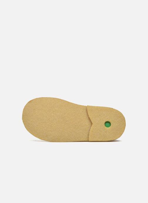 Scarpe con lacci Kickers Realkiz Marrone immagine dall'alto