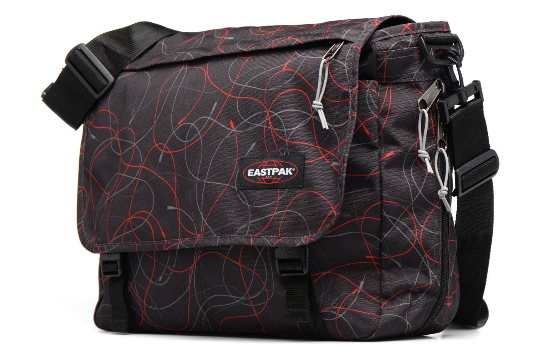School bags Eastpak Authentic Delegate Purple model view