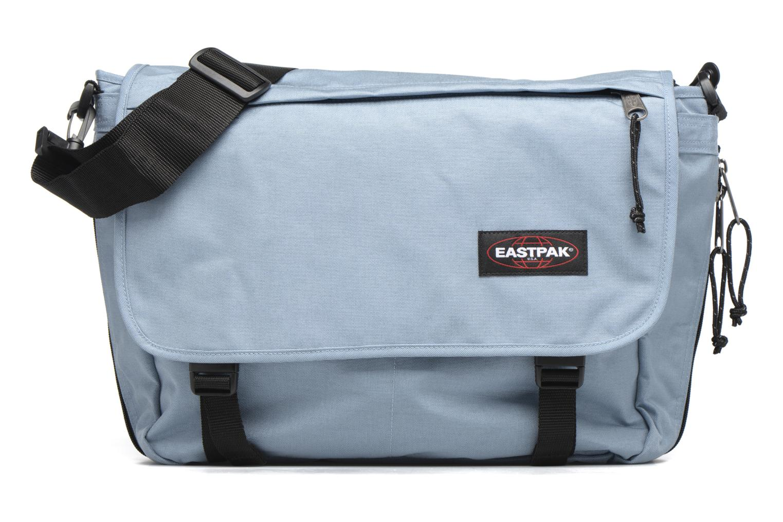 School bags Eastpak Authentic Delegate Blue detailed view/ Pair view