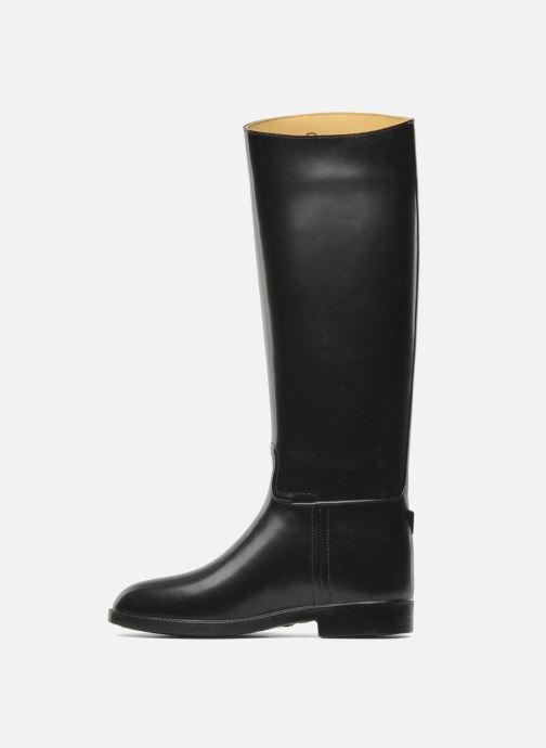 Chaussures de sport Aigle Ecuyer F Noir vue face