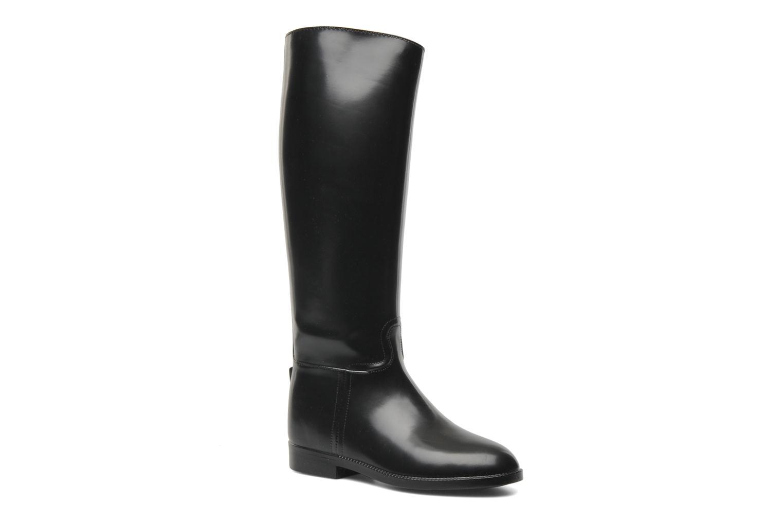 Chaussures de sport Aigle Ecuyer F Noir vue détail/paire