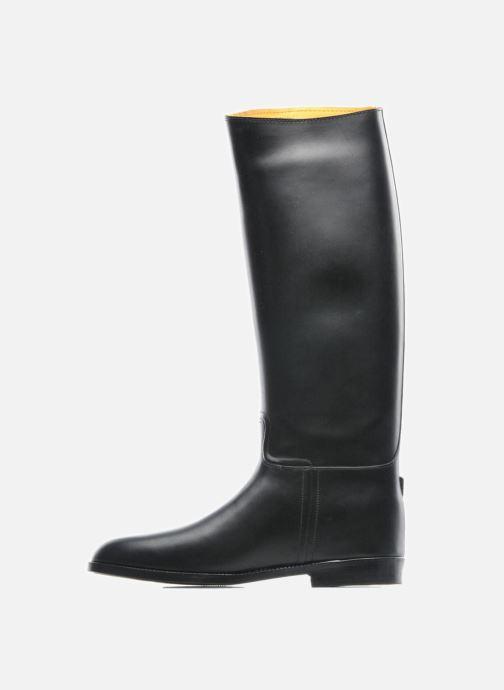 Sportschoenen Aigle Ecuyer H Zwart voorkant