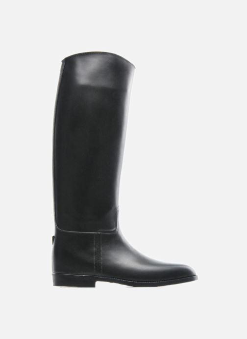 Chaussures de sport Aigle Ecuyer L Noir vue derrière