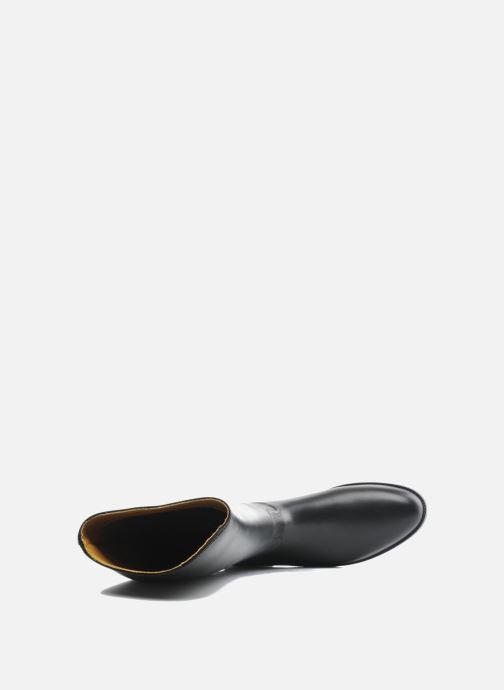 Chaussures de sport Aigle Ecuyer L Noir vue gauche
