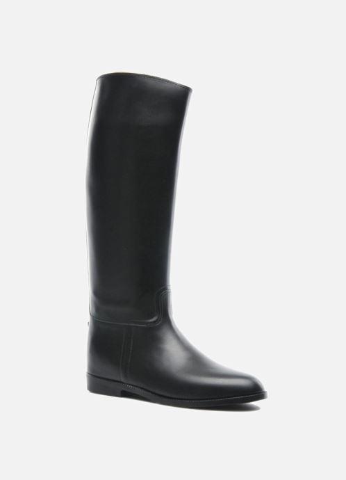 Chaussures de sport Aigle Ecuyer L Noir vue détail/paire