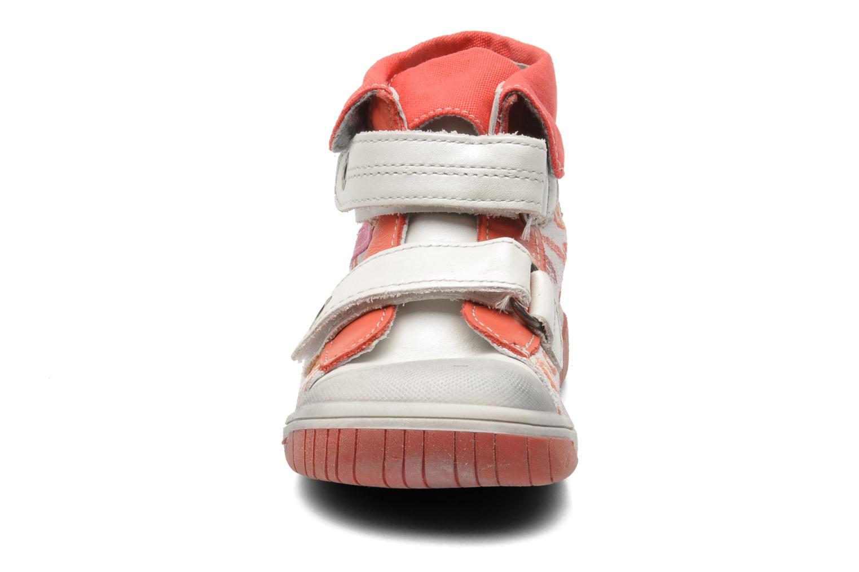 Chaussures à scratch Babybotte Acteur Multicolore vue portées chaussures