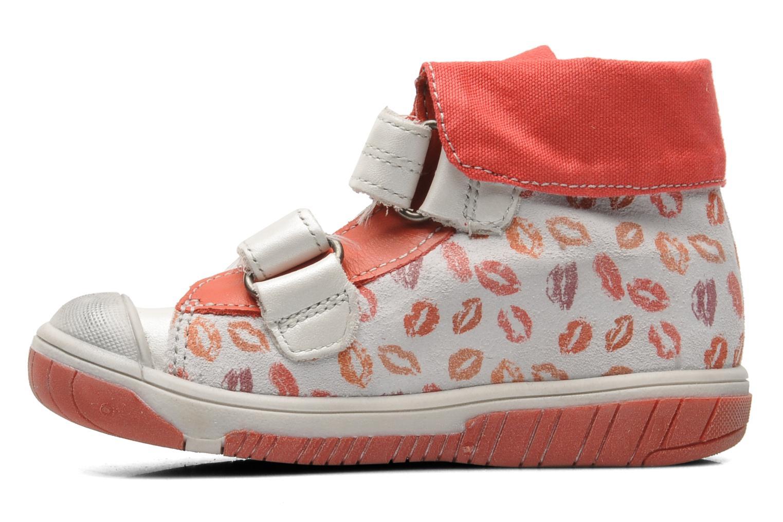 Chaussures à scratch Babybotte Acteur Multicolore vue face