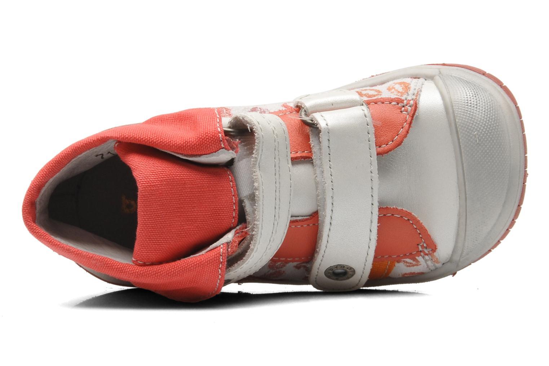 Chaussures à scratch Babybotte Acteur Multicolore vue gauche