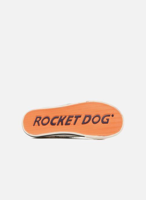 Baskets Rocket Dog Jazzin Blanc vue haut