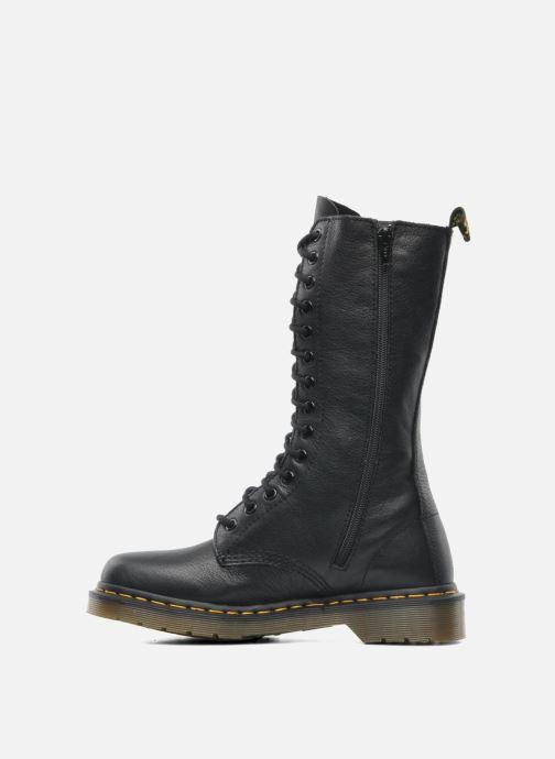 Bottines et boots Dr. Martens 1b99 W Noir vue face